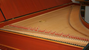 Orgel / Cembalo